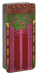 Cover Design For Canada Portable Battery Charger