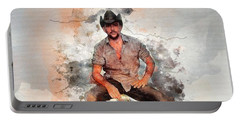 Cowboy Flanery Portable Battery Charger