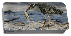 Crab For Breakfast Portable Battery Charger