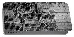 Crab Traps Portable Battery Charger
