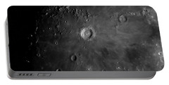 Crater Copernicus Portable Battery Charger
