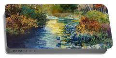 Creekside Tranquility Portable Battery Charger