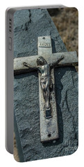 Crucifix Portable Battery Charger