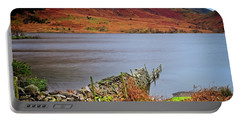 Crummock Water - English Lake District Portable Battery Charger