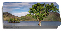 Crummock Water View Portable Battery Charger