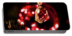 Crystal Bell Portable Battery Charger
