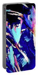 Crystal C Abstract Portable Battery Charger