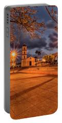 Cuban Dawn Portable Battery Charger