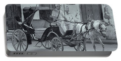 Cuban Horse Taxi Portable Battery Charger