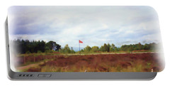 Culloden Battlefield Painting Portable Battery Charger