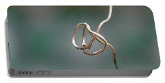 Curly Q Portable Battery Charger