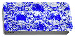 Cut Glass Beads 1 Portable Battery Charger