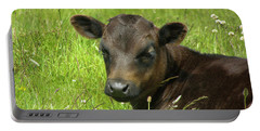Cute Cow Portable Battery Charger