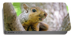 Cute Funny Head Squirrel Portable Battery Charger