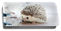 Cute Hedgeog Portable Battery Charger