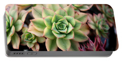 Cute Succulent Portable Battery Charger