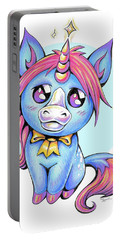 Cute Unicorn I Portable Battery Charger