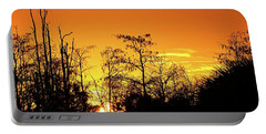 Cypress Swamp Sunset 3 Portable Battery Charger