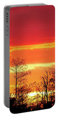 Cypress Swamp Sunset 5 Portable Battery Charger