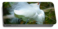 Dancing Egret Portable Battery Charger
