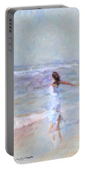 Dancing On The Sand Portable Battery Charger