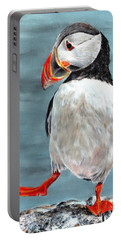 Dancing Puffin Portable Battery Charger