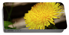 Dandelion In Bloom Portable Battery Charger