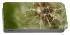 Dandelion Puff Ball Portable Battery Charger