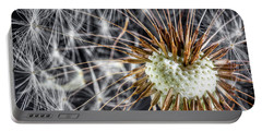 Dandelion Seed Pod Portable Battery Charger