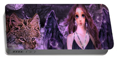 Dark Angel Portable Battery Charger