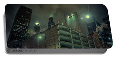 Dark City Portable Battery Charger