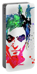Daryl Watercolor II Portable Battery Charger