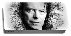 David Bowie #2 Portable Battery Charger