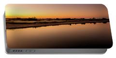 Dawn Light, Ogunquit River Portable Battery Charger