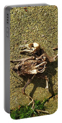 Death Shows Us We Are Nothing But Bones Portable Battery Charger