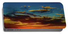 December 17 Sunset Portable Battery Charger
