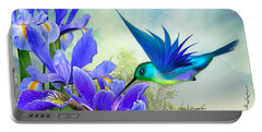 Deeply Blue Portable Battery Charger
