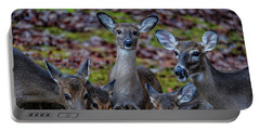 Deer Gathering Portable Battery Charger
