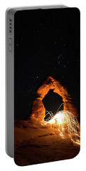Delicate Arch Steel Wool Portable Battery Charger
