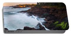 Depoe Bay Sunrise Portable Battery Charger