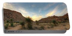 Desert Hike Portable Battery Charger