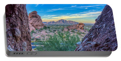 Desert Paradise  Portable Battery Charger