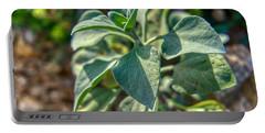Desert Plant Life Portable Battery Charger