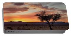 Desert Sunset II Portable Battery Charger