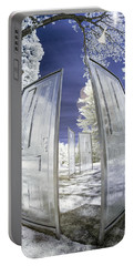 Dimensional Doors Portable Battery Charger