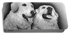 Dixie And Savannah Portable Battery Charger