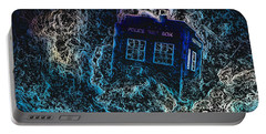 Doctor Who Tardis 3 Portable Battery Charger