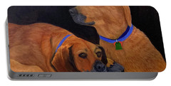 Dog Love Portable Battery Charger