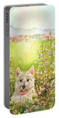 Doggie Heaven Portable Battery Charger