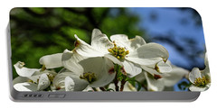 Dogwood Day Afternoon Portable Battery Charger
